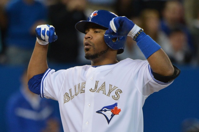 The Toronto Blue Jays defeat the Atlanta Braves 9-3.